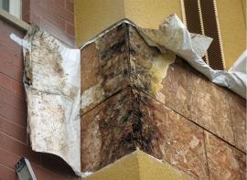 Fiber Cement Failures