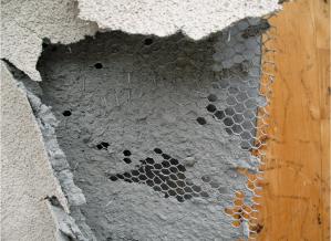 Stucco Defects